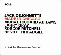 Made in Chicago - Jack DeJohnette