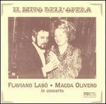 Magda Olivero e Flaviano Labò in Concerto