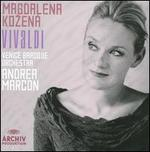 Magdalena Kozená Sings Vivaldi - Alessandra Di Vincenzo (critical edition); Andrea Marcon (critical edition); Anna Fusek (recorder); Gianfranco Dini (horn); Magdalena Ko?ená (mezzo-soprano); Venice Baroque Orchestra; Andrea Marcon (conductor)
