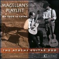 Magellan's Playlist, Vol. 1: On Tour in China - Athens Guitar Duo