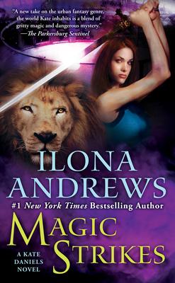 Magic Strikes - Andrews, Ilona