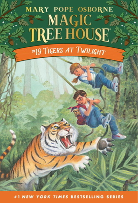 Magic Tree House #19: Tigers at Twi - Osborne, Mary Pope