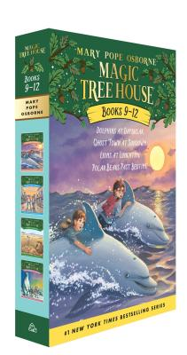 Magic Tree House #9-12 - Osborne, Mary Pope