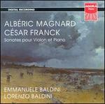 Magnard, Franck: Violin Sonatas