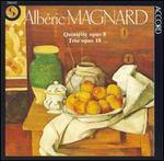 Magnard: Quintette; Trio
