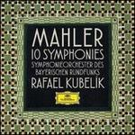 Mahler: 10 Symphonies [10CD/Blu-Ray Audio]