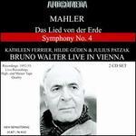 Mahler: Das lied von der Erde; Symphony No. 4