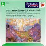 Mahler: Das Lied von eer Erde; Lieder nach Gedichten von Friedrich Rückert - Lili Chookasian (mezzo-soprano); Richard Lewis (tenor)
