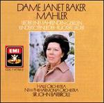 Mahler: Lieder eines fahrenden Gesellen; Kindertotenlieder; Ruckertlieder