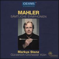 Mahler: Sämtliche Symphonien - Anna Palimina (soprano); Barbara Haveman (soprano); Brandon Jovanovich (tenor); Christiane Oelze (soprano);...