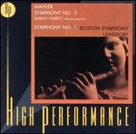 Mahler: Symphony 3 & 1