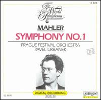 Mahler: Symphony No. 1 - Prague Festival Orchestra; Pavel Urbanek (conductor)