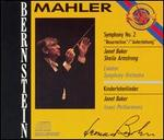 "Mahler: Symphony No. 2 ""Resurrection""; Kindertotenlieder"