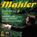 "Mahler: Symphony No. 2 ""Resurrection"" - Heidi Grant Murphy (soprano); Petra Lang (mezzo-soprano); Dallas Symphony Chorus (choir, chorus); Dallas Symphony Orchestra;..."