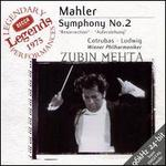 Mahler: Symphony No. 2 - Christa Ludwig (contralto); Ileana Cotrubas (soprano); Vienna State Opera Chorus (choir, chorus); Wiener Philharmoniker; Zubin Mehta (conductor)
