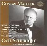 Mahler: Symphony No. 3; Lieder eines fahrenden Gesellen