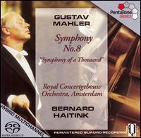 "Mahler: Symphony No. 8 ""Symphony of a Thousand"" - Birgit Finnila (contralto); Hanneke van Bork (soprano); Hans Sotin (bass); Heather Harper (soprano); Hermann Prey (baritone);..."