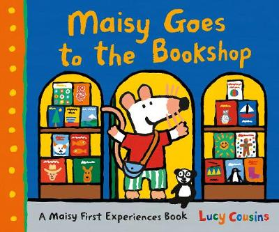 Maisy Goes to the Bookshop -