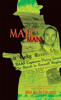 Majic Man - Collins, Max Allan