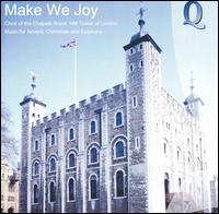 Make We Joy - Andrew Kennedy (tenor); Colm Carey (organ); Elin Manahan Thomas (soprano); Elizabeth Poole (soprano);...