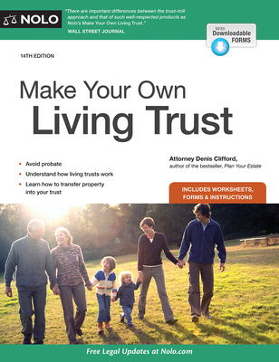 Make Your Own Living Trust - Clifford, Denis