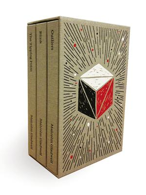 Malcolm Gladwell: Collected, the Definitive Editions: The Tipping Point/Blink/Outliers - Gladwell, Malcolm, and Rea, Brian (Illustrator), and Sahre, Paul (Designer)