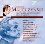 Malcuzynski plays great romantic piano music