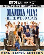 Mamma Mia! Here We Go Again [Includes Digital Copy] [4K Ultra HD Blu-ray/Blu-ray]