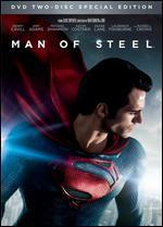 Man of Steel [Special Edition] [2 Discs] [Includes Digital Copy]