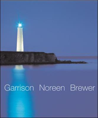 Managerial Accounting - Garrison, Ray H