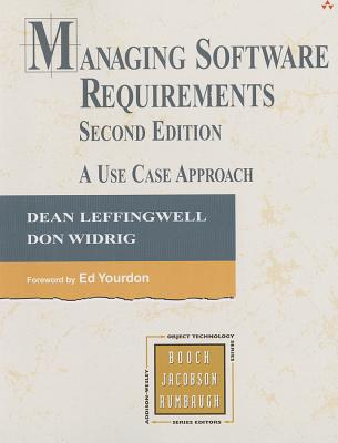 Managing Software Requirements (paperback): A Use Case Approach - Leffingwell, Dean, and Widrig, Don