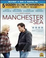 Manchester by the Sea [Includes Digital Copy] [Blu-ray/DVD]