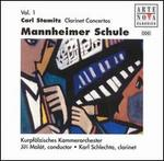 Mannheimer Schule, Vol. 1 - Stamitz: Clarinet Concertos