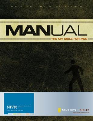 Manual: The Bible for Men-NIV - Zondervan Bibles (Creator)
