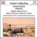 Manuel Maria Ponce: Guitar Music Vol. 2