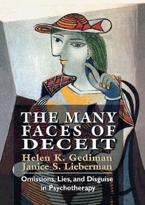 Many Faces of Deceit - Gediman, Helen K