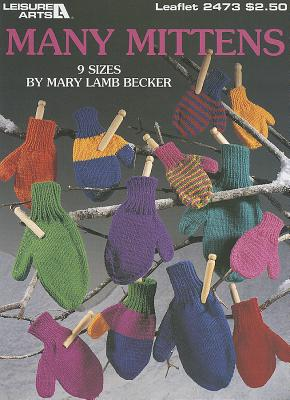 Many Mittens - Becker, Mary Lamb