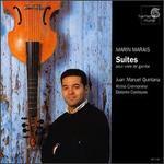 Marais: Suites for viola da gamba and continuo