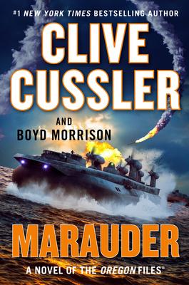 Marauder - Cussler, Clive, and Morrison, Boyd