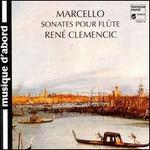 Marcello: Sonatas for Flute