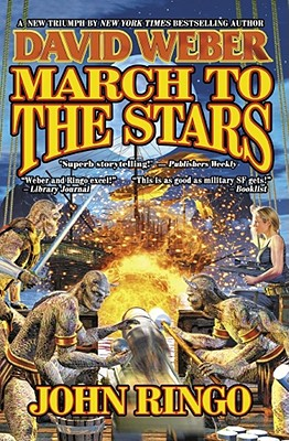 March to the Stars - Weber, David