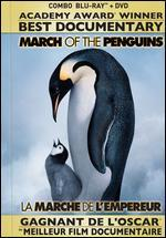 Marche De L'empereur (March of the Penguins) [Blu-ray/DVD] [Earth Day Promo]
