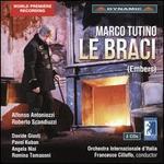 Marco Tutino: Le Braci (Embers)
