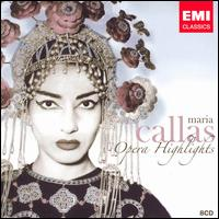 Maria Callas, Opera Highlights [Box Set] - Andrea Guiot (vocals); Angelo Mercuriali (vocals); Anna Moffo (vocals); Antonio Zerbini (vocals); Arturo la Porta (vocals);...