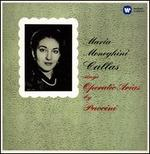 Maria Meneghini Callas sings Operatic Arias by Puccini