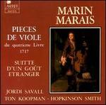 Marin Marais: Pieces de viole du quatrieme livre, 1717