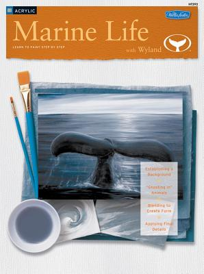 Marine Life with Wyland/Acrylic: Learn to Paint Step by Step -