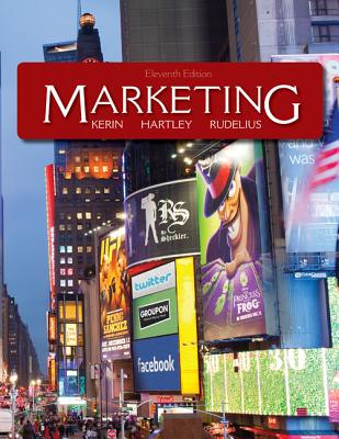 Marketing with Access Code - Kerin, Roger, and Hartley, Steven, and Rudelius, William