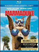 Marmaduke [2 Discs] [Includes Digital Copy] [Blu-ray/DVD]