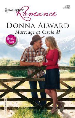 Marriage at Circle M - Alward, Donna